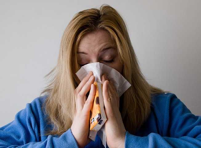 allergies tooth pain