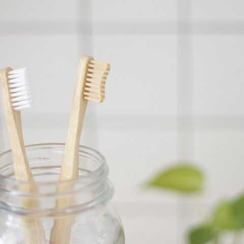brush your teeth twice a day - dental hygiene tips